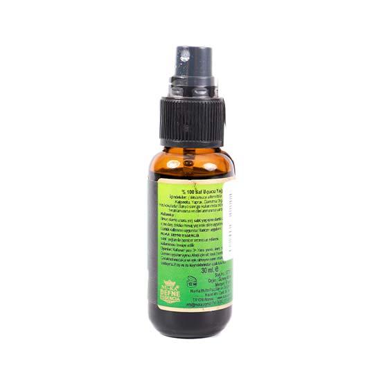 Nuka - Organik Hint Defnesi -Tea Tree - Çay Ağacı Yağı  30 ml