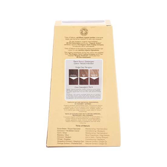 Tints of Nature Organik Saç Boyası -6TF Koyu Karamel Sarı, 120 ml