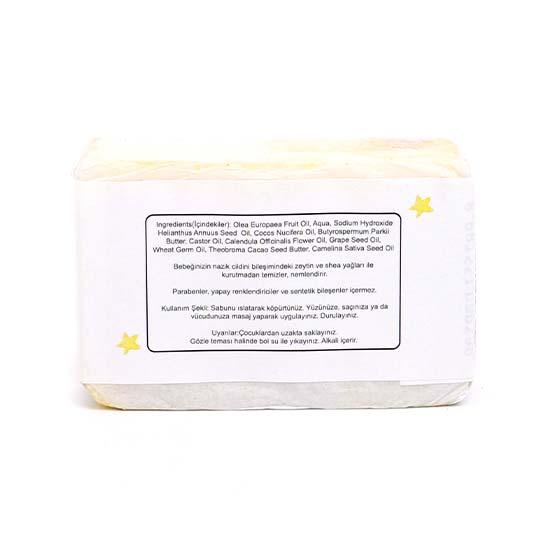 Shrub El Yapımı Doğal Bebek Sabunu 100 gr