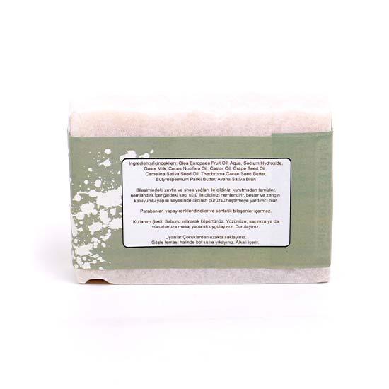 Shrub El Yapımı Doğal Keçi Sütü Sabunu 100 gr